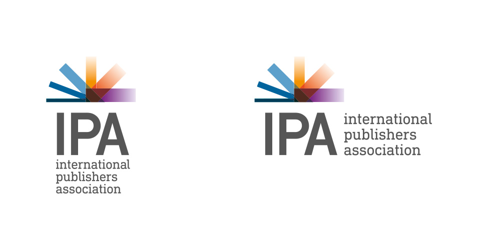 International Publishers Association – Logotype design